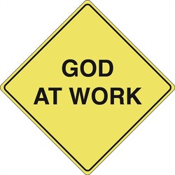 God at Work - small
